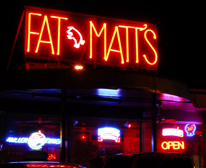Fat Matt's Rib Shack Atlanta, GA